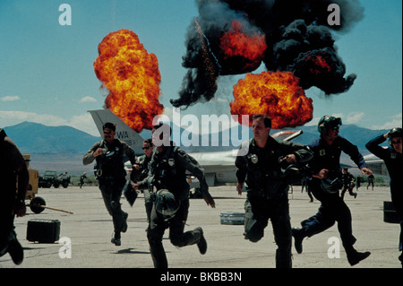 INDEPENDENCE DAY -1996 - Stock Photo
