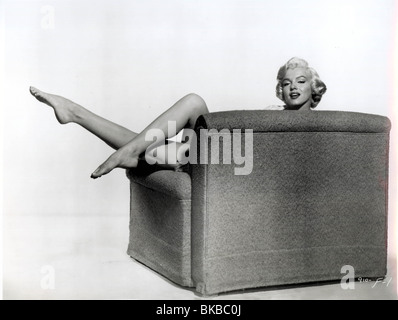 THE SEVEN YEAR ITCH (1955) MARILYN MONROE SYIT 007P - Stock Photo