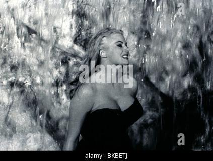 LA DOLCE VITA -1960 ANITA EKBERG - Stock Photo