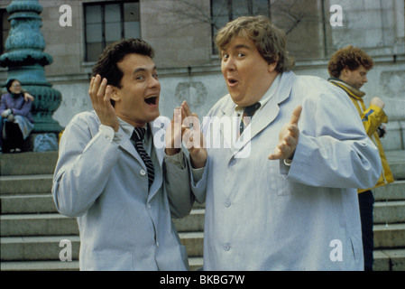 SPLASH (1984) TOM HANKS, JOHN CANDY SPL 004 - Stock Photo