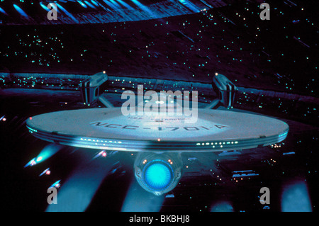 STAR TREK IV: THE VOYAGE HOME (1986) 'USS ENTERPRISE' ST4 027 - Stock Photo
