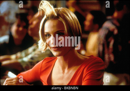 THERE'S SOMETHING ABOUT MARY CAMERON DIAZ TSAM 108 ORIGINAL 35MM - Stock Photo