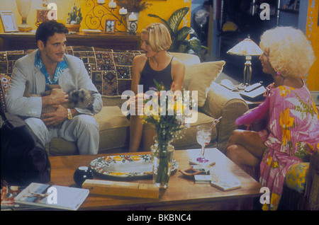 THERE'S SOMETHING ABOUT MARY MATT DILLON, CAMERON DIAZ, LIN SHAYE TSAM 019 - Stock Photo