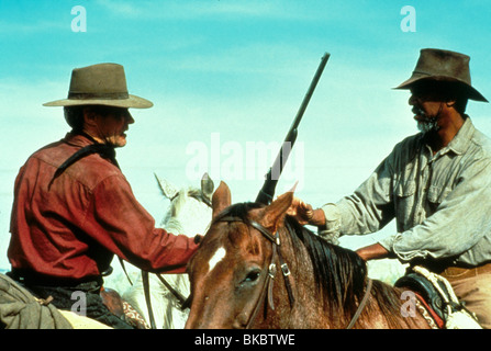 UNFORGIVEN (1992) CLINT EASTWOOD, MORGAN FREEMAN UFG 013 - Stock Photo