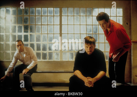 THE USUAL SUSPECTS (1995) KEVIN SPACEY, STEPHEN BALDWIN, BENICIO DEL TORO USSS 001 - Stock Photo