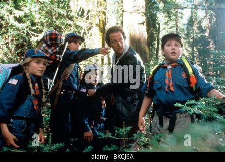 BUSHWACKED -1995 DANIEL STERN - Stock Photo