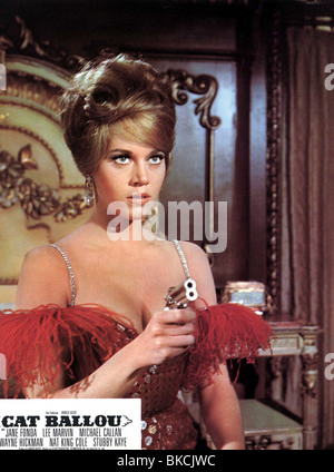 cat ballou 1965 jane fonda stock photo royalty free image 29167070 alamy. Black Bedroom Furniture Sets. Home Design Ideas