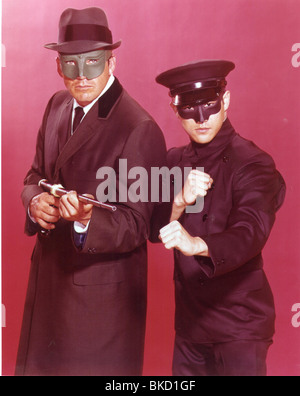 THE GREEN HORNET (TV) VAN WILLIAMS, BRUCE LEE GHOR 001CP - Stock Photo