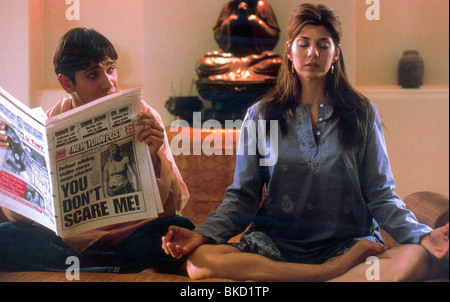 THE GURU (2002) JIMI MISTRY, MARISA TOMEI GRUU 006FOH - Stock Photo