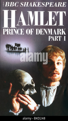 HAMLET (TV) POSTER - Stock Photo