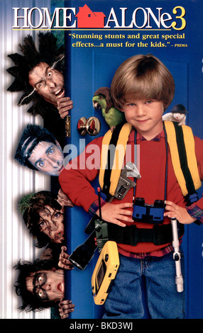 """""""home alone"""" movie poster Stock Photo, Royalty Free Image ..."""