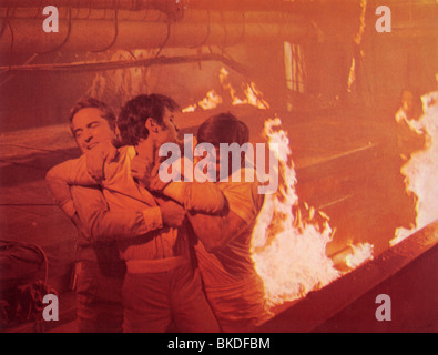 KRAKATOA : EAST OF JAVA (1968) ROSSANO BRAZZI, SAL MINEO KJV 009FOH - Stock Photo