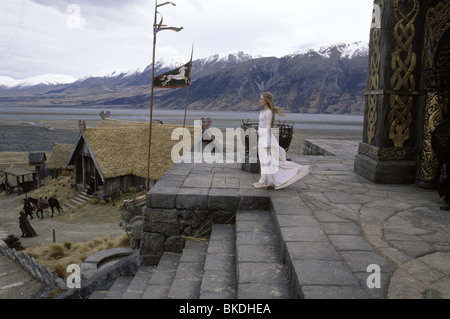 THE LORD OF THE RINGS: THE TWO TOWERS (2002) MIRANDA OTTO, EOWYN TWRS 002-02 - Stock Photo
