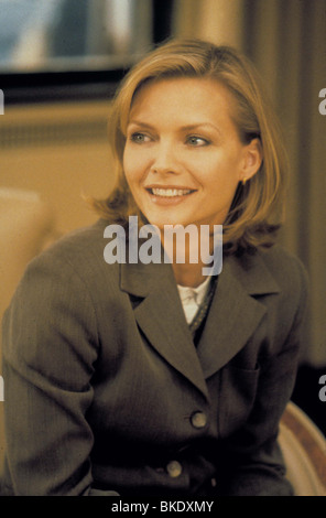 ONE FINE DAY (1996) MICHELLE PFEIFFER OFD 002 - Stock Photo