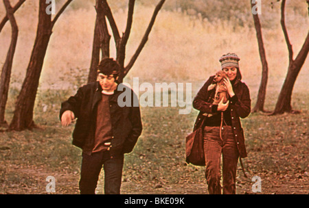 THE PANIC IN NEEDLE PARK (1971) AL PACINO, KITTY WINN PINP 003 - Stock Photo