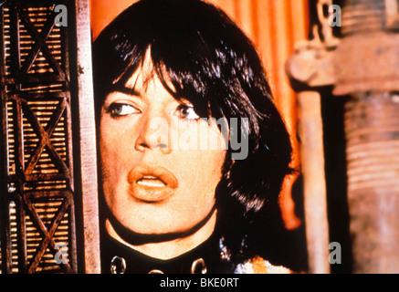 PERFORMANCE -1970 MICK JAGGER - Stock Photo