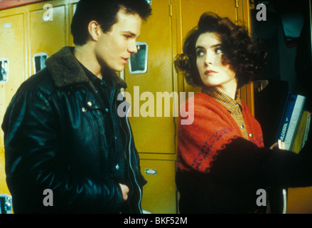 TWIN PEAKS (TV) (1990) JAMES MARSHALL, LARA FLYNN BOYLE TPSS 008 - Stock Photo