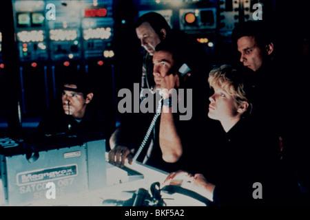 UNDER SIEGE (1992) STEVEN SEAGAL, ERIKA ELENIAK UNSG 045 D - Stock Photo