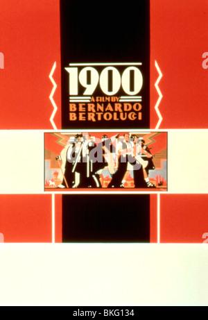 1900 (1976) NINETEEN HUNDRED (ALT) POSTER NTH 003 - Stock Photo