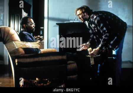 AMOS AND ANDREW (1993) SAMUEL L JACKSON, NICOLAS CAGE ASAW 008 - Stock Photo