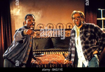AMOS AND ANDREW (1993) SAMUEL L JACKSON, NICOLAS CAGE ASAW 013 - Stock Photo