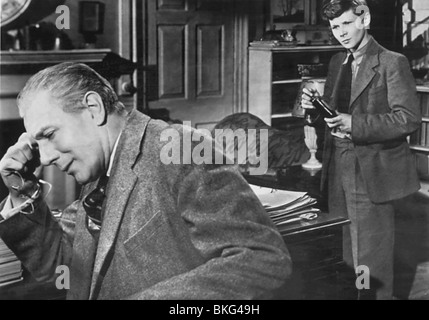 THE BROWNING VERSION (1951) MICHAEL REDGRAVE, BRIAN SMITH BNGV 001 - Stock Photo