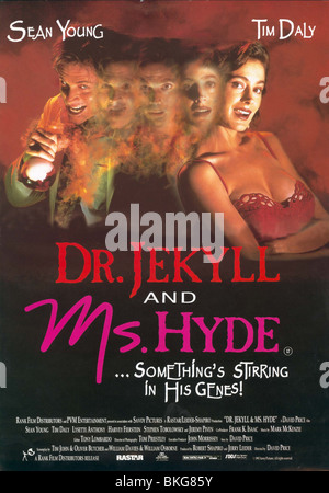 DR JEKYLL AND MS HYDE (1995) SEAN YOUNG JKHY 003 Stock ...