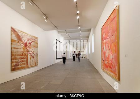 Museo Nacional Centro de Arte Reina Sofia (Queen Sofia Museum), Madrid, Spain - Stock Photo