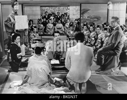 MADAME BUTTERFLY -1956 - Stock Photo