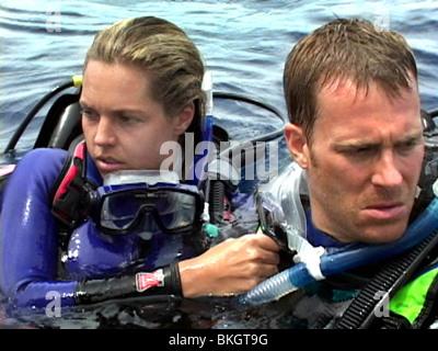 OPEN WATER (2004) BLANCHARD RYAN, DANIEL TRAVIS OPWT 001-009 - Stock Photo