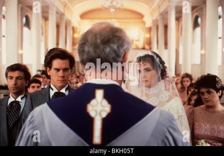 SHE'S HAVING A BABY (1988) ALEC BALDWIN, KEVIN BACON, ELIZABETH MCGOVERN SHB 018 - Stock Photo