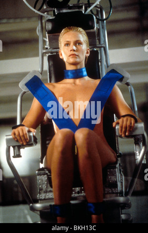 SPECIES II (1998) SPECIES 2 (ALT) NATASHA HENSTRIDGE SPE2 001 - Stock Photo