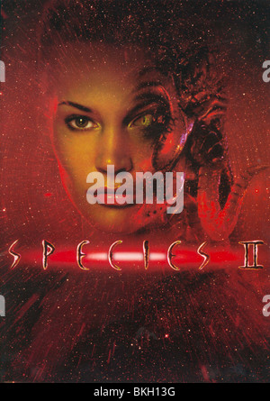 SPECIES II (1998) SPECIES 2 (ALT) POSTER SPE2 001PK - Stock Photo
