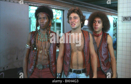 THE WARRIORS (1979) DORSEY WRIGHT, TERRY MICHOS, MARCELINO SANCHEZ WARS 001-06 - Stock Photo