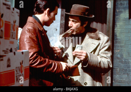 DONNIE BRASCO (1997) JOHNNY DEPP, AL PACINO DONB 042 - Stock Photo