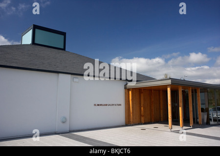 F.E. McWilliam Gallery and Studio and local tourist information centre banbridge county down northern ireland uk - Stock Photo