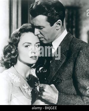 It 39 S A Wonderful Life Donna Reed James Stewart 1946 Photo Csu Stock Photo Royalty Free