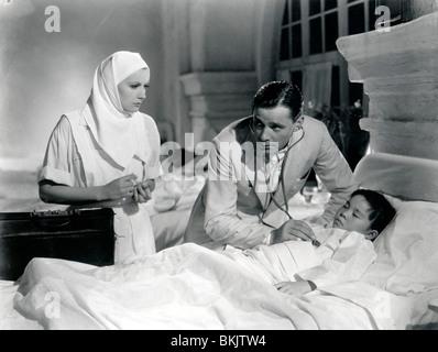 THE PAINTED VEIL (1934) GRETA GARBO, HERBERT MARSHALL PVEL 007 P - Stock Photo