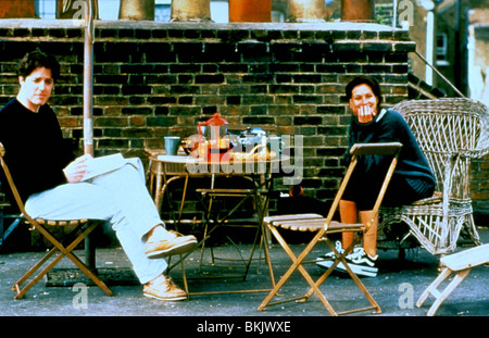 JULIA ROBERTS O/S 'NOTTING HILL' (1999) WITH HUGH GRANT JULR 003 - Stock Photo