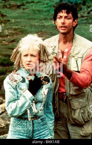 VIBES (1988) CYNDI LAUPER, JEFF GOLDBLUM VBSS 001 - Stock Photo