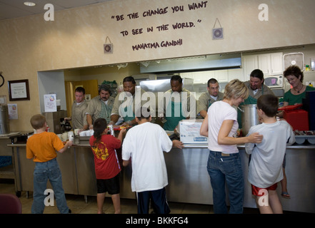 Athens Soup Kitchen Volunteer