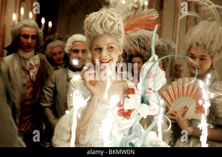 MARIE ANTOINETTE (2006) KIRSTEN DUNST MAAN 001-21 - Stock Photo