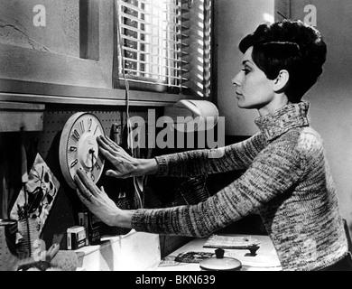 WAIT UNTIL DARK (1967) AUDREY HEPBURN WUD 001P - Stock Photo