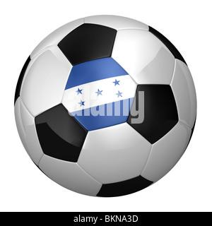 Honduran Soccer Ball - Stock Photo