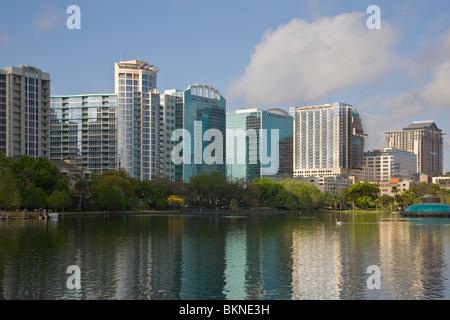 Modern Architecture Orlando delighful modern architecture orlando swans in lake eola with
