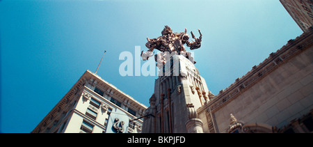 TRANSFORMERS (2007) MEGATRON MICHAEL BAY (DIR) TRRS 001-28 MOVIESTORECOLLECTION LTD - Stock Photo