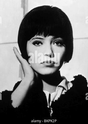VIVRE SA VIE (1962) IT'S MY LIFE (ALT) MY LIFE TO LIVE (ALT) ANNA KARINA JEAN-LUC GODARD (DIR) VIVR 001 - Stock Photo