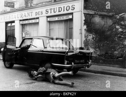 VIVRE SA VIE (1962) IT'S MY LIFE (ALT) MY LIFE TO LIVE (ALT) ANNA KARINA JEAN-LUC GODARD (DIR) VIVR 003 - Stock Photo