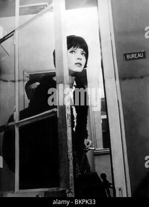 VIVRE SA VIE (1962) IT'S MY LIFE (ALT) MY LIFE TO LIVE (ALT) ANNA KARINA JEAN-LUC GODARD (DIR) VIVR 004 - Stock Photo