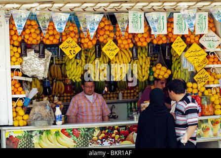 Syria, Market Seller - Stock Photo